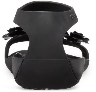 Dámské sandále Crocs SERENA EMBELLISH černá