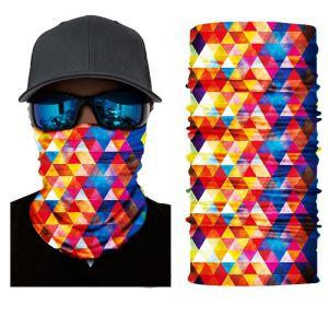 Unisex multifunkční šátek/nákrčník mozaika S27