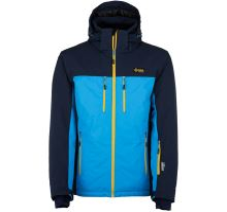 Pánská lyžařská bunda KILPI MARYL-M BLU (kolekce 2019)
