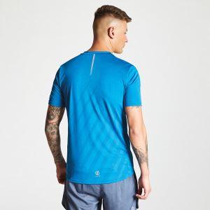 Pánské tričko Dare2b ENJOIN Tee modrá