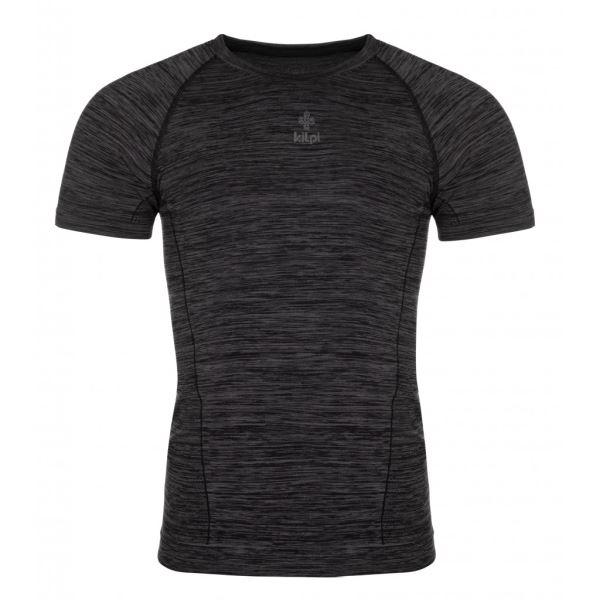 Pánské tričko KILPI LEAPE-M tmavě šedá