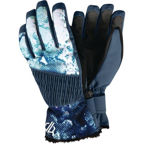 Dámské lyžařské rukavice Dare2b DARING modrá