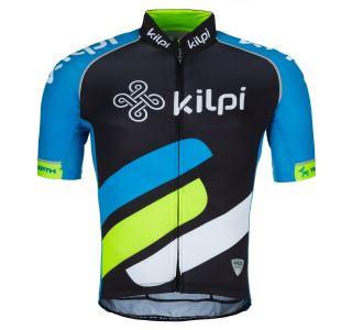 Pánský cyklistický dres KILPI CORRIDOR-M modrá