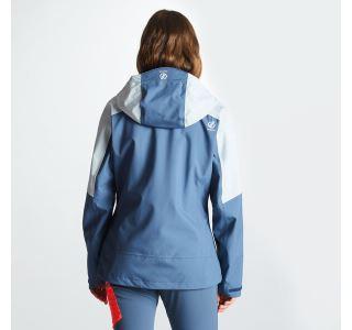 Dámská bunda Dare2b SURFIEST kouřově modrá