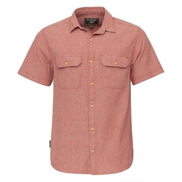 Pánská košile BUSHMAN CALVARY oranžová