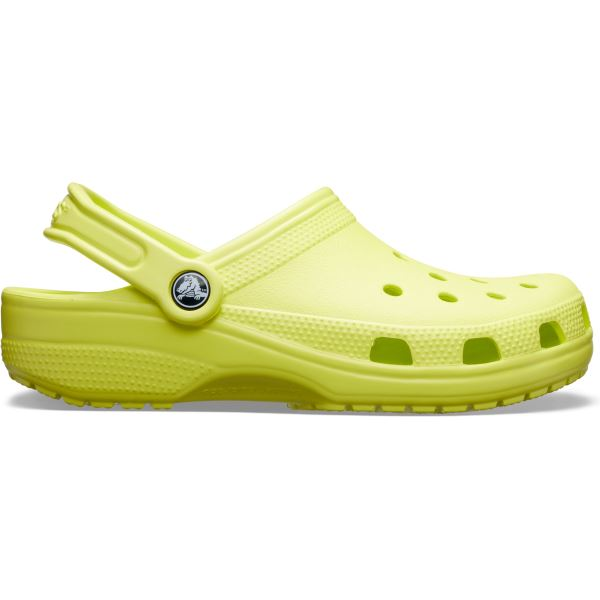 Dámské boty Crocs CLASSIC Citrus zelená