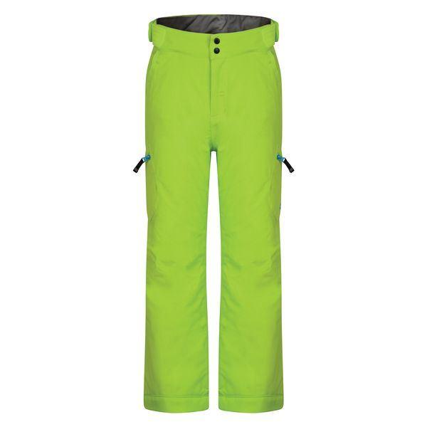 Dětské zimní kalhoty Dare2b SPUR zelená/modrá