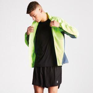 Pánská ultralehká bunda Dare2b ABLAZE neonově zelená