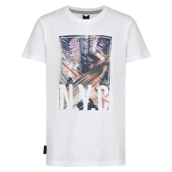 Dětské tričko Dare2b ORDAIN Tee bílá