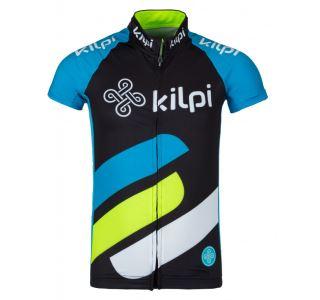 Dětský cyklistický dres KILPI CORRIDOR-JB modrá
