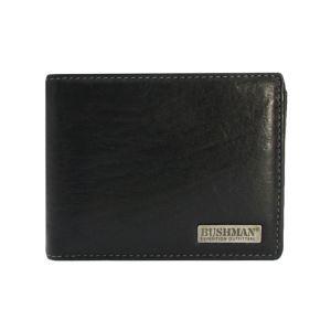 Pánská peněženka BUSHMAN KUBIS černá
