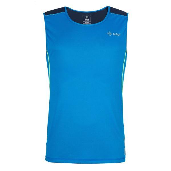 Pánské sportovní tílko KILPI TWIZEL-M modrá