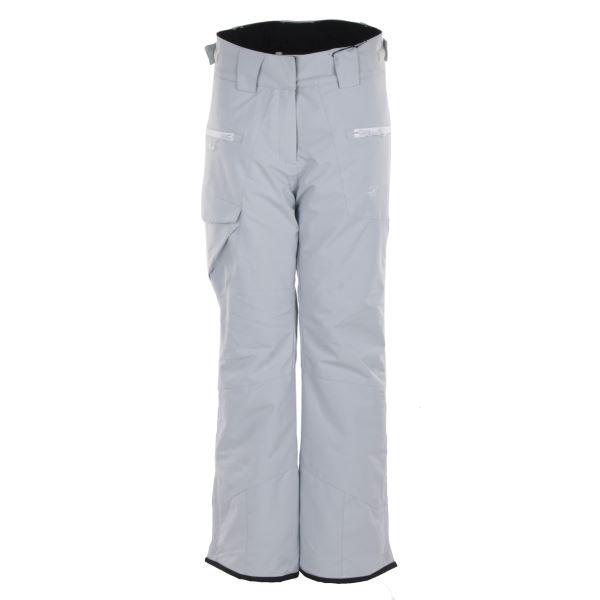 Dámské lyžařské kalhoty 2117 GRYTNÄS světle šedá