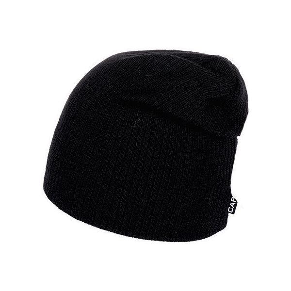 Pánská zimní čepice CAPU 1665 černá
