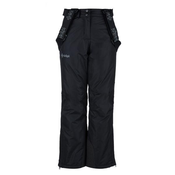 Dětské zimní lyžařské kalhoty KILPI ELARE-JG černá