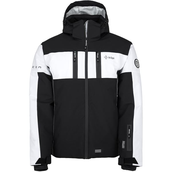 Pánská lyžařská bunda KILPI FALCON-M černá