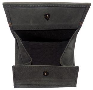 Pánská kožená peněženka WFY 346 černá