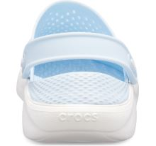 Dámské boty Crocs LiteRide Clog modrá/bílá
