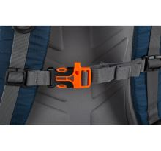 Unisex batoh KILPI RISE-U tmavě modrá