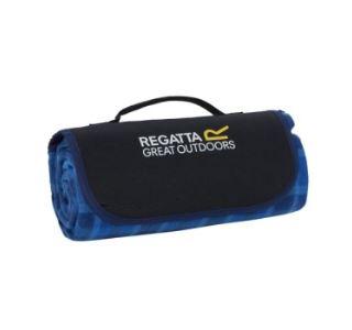 Pikniková deka Regatta MATIO Picnic Rug modrá