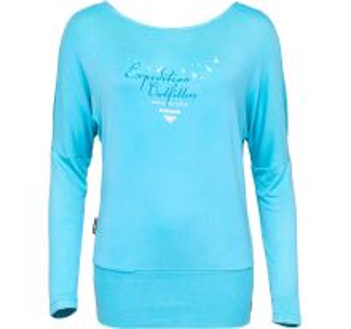 Dámské tričko BUSHMAN PENSACOLA modrá