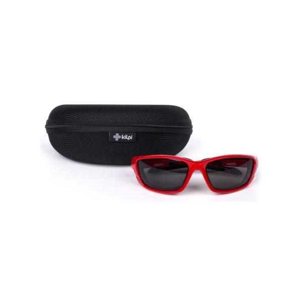 Sluneční brýle KILPI MOSHI-U červená