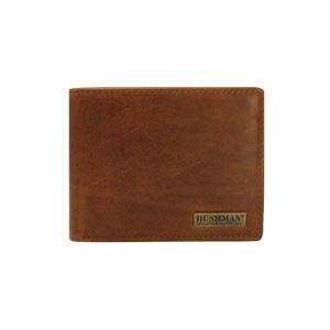 Pánská peněženka BUSHMAN KUBIS hnědá