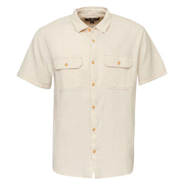 Pánská košile BUSHMAN CALVARY béžová