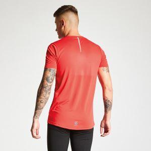 Pánské tričko Dare2b RIGHTEOUS Tee červená