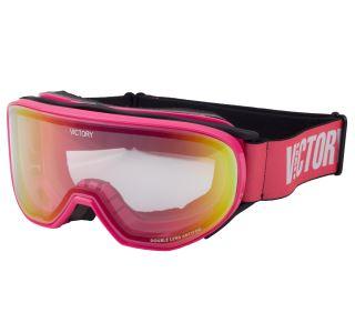 Lyžařské brýle Victory SPV 631C růžová