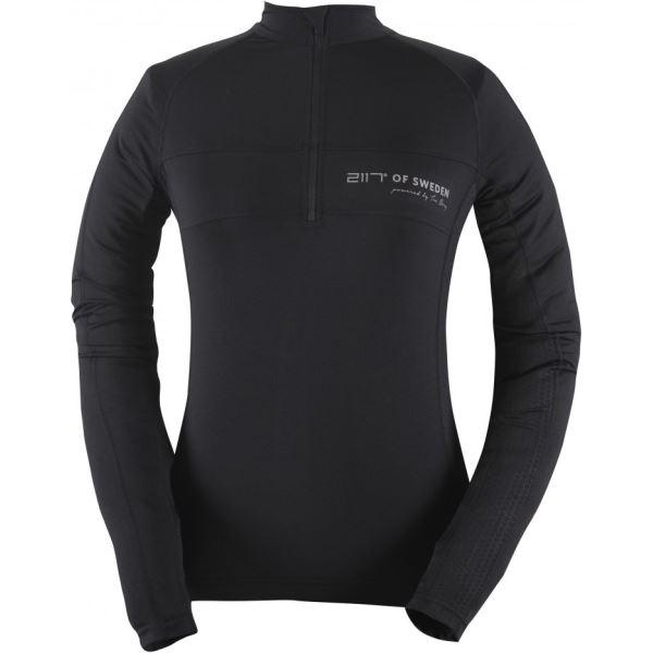 Dámské funkční tričko 2117 Hyringa černá