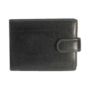 Pánská peněženka BUSHMAN CHOBE černá