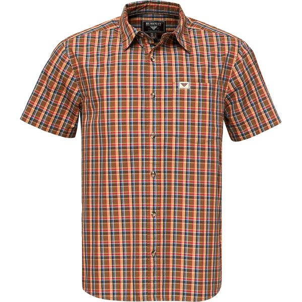 Pánská košile BUSHMAN HAZEN pískově hnědá