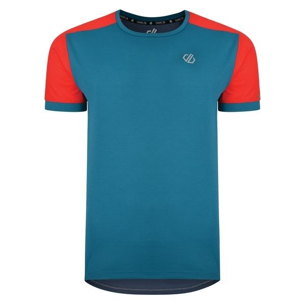 Pánské tričko Dare2b UNIFIER Tee modrá
