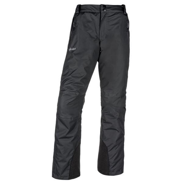 Dámské lyžařské kalhoty KILPI GABONE-W tmavě šedá