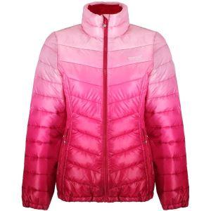 Dámská zimní bunda Regatta AZUMA růžová