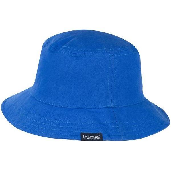 Dětský letní klobouk Regatta CRUZE modrá