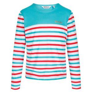Dětské tričko Regatta CALAMITY modrá
