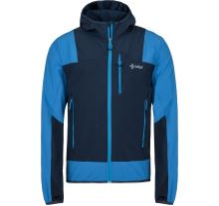 Pánská outdoorová bunda KILPI JOSHUA-M modrá