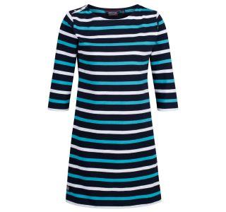 Dámské šaty Regatta HARLEE tmavě modrá