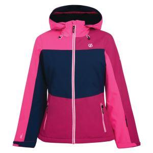 Dámská zimní lyžařská bunda Dare2b PURVIEW růžová