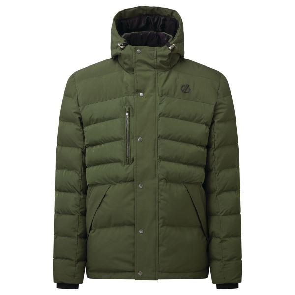 Pánská zimní bunda Dare2b ENDLESS zelená