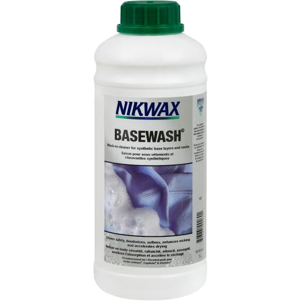 Nikwax BASE WASH - prací prostředek na termoprádlo 1L