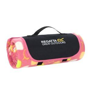 Pikniková deka Regatta MATIO Picnic Rug růžová