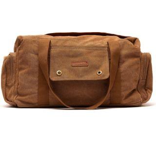 Cestovní taška BUSHMAN KARO II pískově hnědá