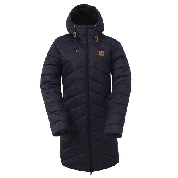 Dámský zimní kabát 2117 HINDAS černá