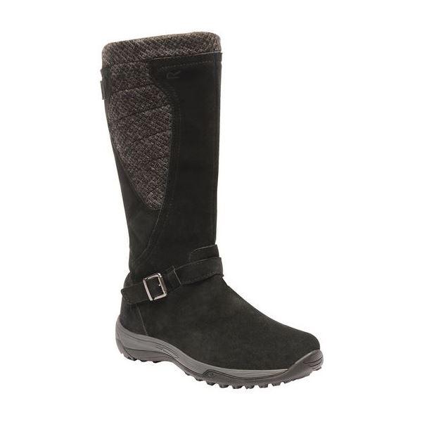 Dámské zimní boty Regatta Lady ARGYLE černá