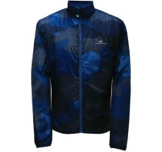 Pánská zateplená bunda 2117 DJURAS šedá/modrá