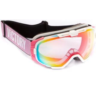 Unisex lyžařské brýle Victory SPV 616B bílá