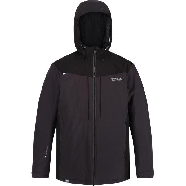 Pánská bunda Regatta HIGHTON černá/šedá